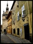 Sighisoara 14 by lilosu