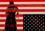 JUSTICE , LIBERTY AND FREEDOM by D-2