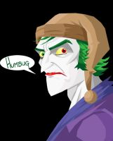 Ebenezer Joker by memorypalace