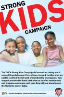 Strong Kids Poster by dRoop