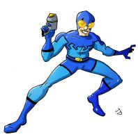 Blue Beetle by TheNoirGuy