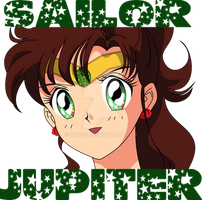Sailor Jupiter by kuki-ca