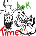 Ask Time by lia-brisa