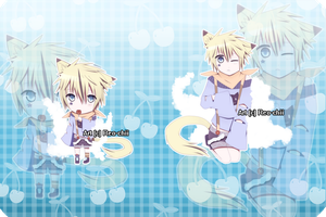 Cloud Kitten Adopt 003 -- Auction -- CLOSED by Reo-chii