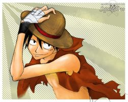 Luffy 2 by StePandy