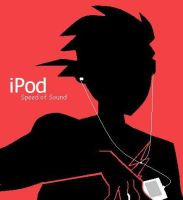 iPod - Speed Of Sound by TitanInTraining
