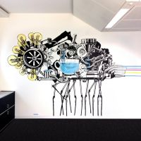 EWZ Zurich by nevercrew