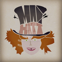 Mad hatter by CreativeCamArt