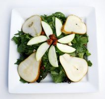 Pear and Apple Salad 2 by laurenjacob