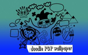 doodlePOP wallpaper by mrazz