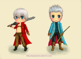 Devil May Cry 3 by reborn-gp