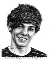 Louis Tomlinson by Sharsel