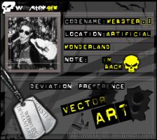 My Deviant id by webby85
