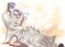 WEDDING by nicetsukichi