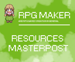 RPG MAKER - RESOURCES MASTERPOST by CarmenMCS