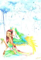 Bright Wings by Valen-LaRae