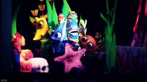 Finding Nemo by JustEatMyApple