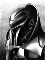Cylon by Chickenno