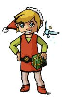 Christmas Link by ladindequichante