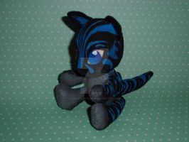 Newest Commissioned Plushie by Mandy-Lou-Plushies