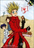Trigun Tribute by Klamsi