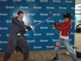 Otakon 2011 - Henry vs. Travis by Ace-the-FSMLC