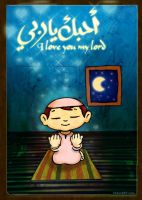I love you my lord by muslimz