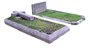 Two Graves PNG by chaseandlinda
