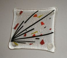 Glass Coaster by shweebie