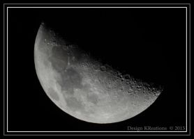 1/2 Moon by DesignKReations