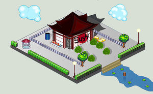 Iso Japanese House :D by lahabz