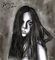 Lady Gaga: The Fame Monster 2 by adzbell