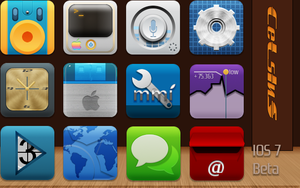 Celsius Beta for Iphone 5 by cocopuzz