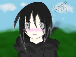 Blushing Kainen by TheSkittles22