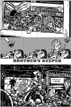 Brother's Keeper by Brian-Evinou