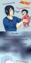 How to be a perfect Daddy - Lesson 1 by Hanahi-chan
