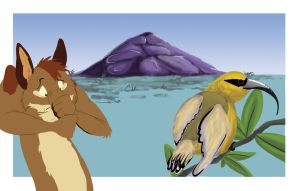 Roo and Hawai`i, 2 by SikiSpots