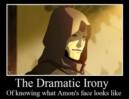 Dramatic Irony of Amon by I-wuv-Bolin