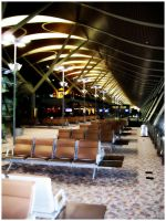 Pudong Airport Relax-Zone by schledde