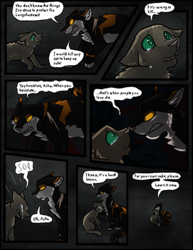 Two-Faced Page 221 by Deercliff