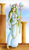 Parthena by Lady-of-Link