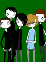 MCR-Bullets Era by silentxscreamxx