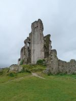 Corfe Castle 2012 86 by LadyxBoleyn