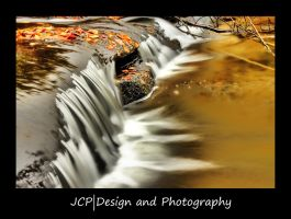 Creek Falls HDR by CPDigitalDarkroom