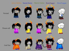 Fantroll sprites by snakes-on-a-plane