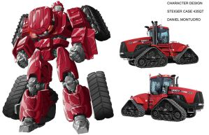 Steiger Case Transformer Style by xjager513