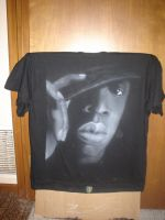 airbrushed JAY Z by NeoGzus