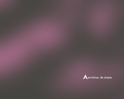 Archlinux Wallpaper by vkl