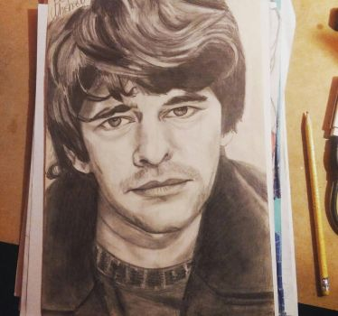 Ben Whishaw by cncheckit