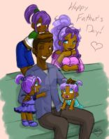 Happy Fathers Day by caramel-k